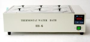Laboratory Digital Thermostatic Circulating Water Bath Hh-6 pictures & photos