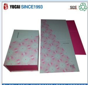 Foldable Paper Cardboard Box Gift Box for Packaging pictures & photos