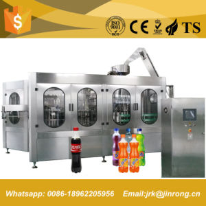 High Speed Rotary Type Carbonated Drink Cola Filling Machine pictures & photos