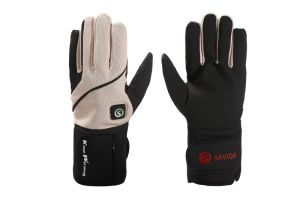 S16 Rechargeable Battery Heated Glove for Motorcycle&Bicycle Super Slim Unisex pictures & photos
