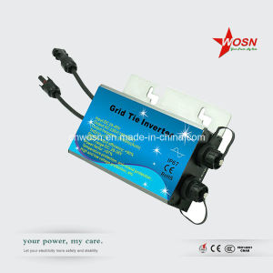 260W 22-45VDC Grid Tie Micro Inverter with Communication Function and Waterproof IP65 pictures & photos