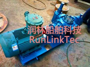 Screw Pump/Double Screw Pump/Twin Screw Pump/Fuel Oil Pump/2lb2-25-J/25m3/H