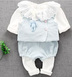 Baby Girl Garment pictures & photos