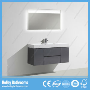 Popular High Quality LED Lamp Bathroom Unit with 2drawers and 2 Doors pictures & photos