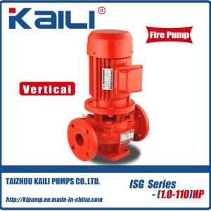 ISG Series Vertical Pipeline Centrifugal Water Pump(outlet200-250mm) pictures & photos
