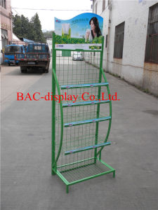 Wire Metal Display Rack for Presenting Paper pictures & photos