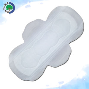 Good China Supplier Waterproof Mesh Surface Sanitary Pad pictures & photos
