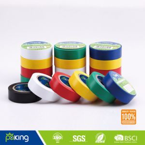 PVC Adhesive Insulation Tape for Electrical Wire Application (130mic &150mic) pictures & photos