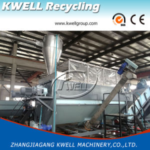 PP/LLDPE/LDPE/HDPE/PE Plastic Film Crushing Washing Drying Machine Recycling Line pictures & photos