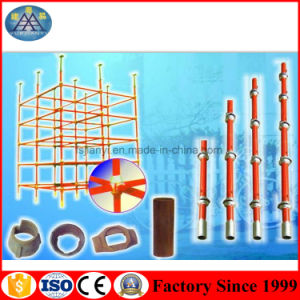 High Grade Construction Steel Cuplock Scaffolding pictures & photos