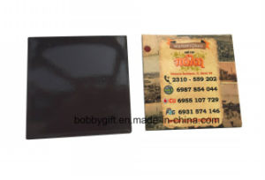 Wholesale Magnetic Business Card Fridge Magnet for Advertising pictures & photos