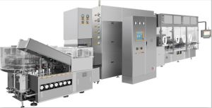 Ampoule Washing-Drying-Filling-Sealing Production Line for Pharmaceutical pictures & photos