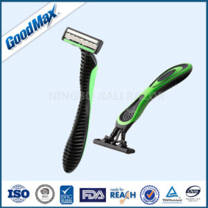 3 Blade Disposable Shaving Razor (SL-3103TL) pictures & photos