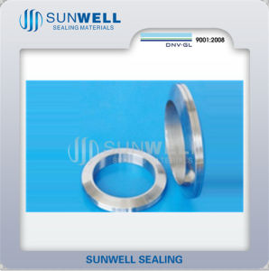 Lens Ring Joint Gaskets Used in Higher Pressure Then 3, 000 Lbs pictures & photos