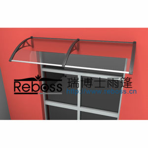 Polycarbonate DIY Shutter / Canopy / Sunshade/ Shed for Windows& Doors (V2000A-L) pictures & photos