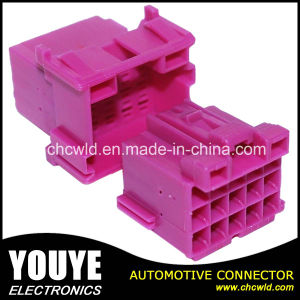 3.5 Series 15p Purple Auto Harness Connector pictures & photos