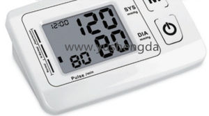 Ce Approved Medical Equipment Arm Type Blood Pressure Monitor pictures & photos