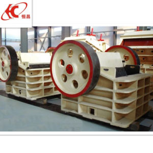Big Capacity Fine Jaw Crusher for Ore pictures & photos
