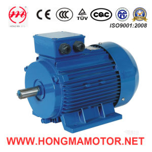 NEMA Standard High Efficient Motors/Three-Phase Standard High Efficient Asynchronous Motor with 2pole/10HP pictures & photos