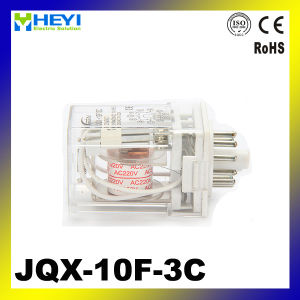 Power Relay Jqx-10f-3z 11pin 12V Relay pictures & photos