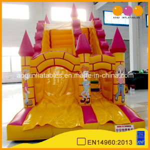 Funny Inflatable Water and Dry Slide (aq1109) pictures & photos