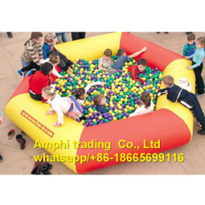 Best Selling PVC Kids Inflatable Swimming Pool, Plastic Swimming Pools pictures & photos