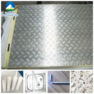 75mm Aluminum Cam-Lock Pur Sandwich Insulation Cold Room Panel