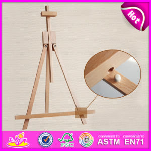 Professional Foldable Portable Board Wood Art Easel Stand on Sale W12b073 pictures & photos