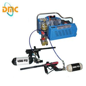 High Pressure Air Compressor for Pantball (LX100) pictures & photos
