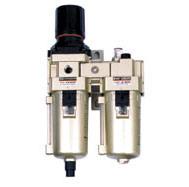 Pneumatic Two Combination Air Treatment Unit pictures & photos