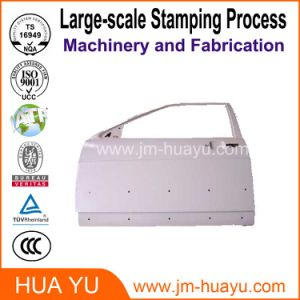 Precision Process OEM Carbon Steel Auto Parts Stamping pictures & photos
