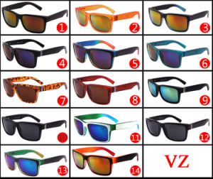 2015 Brand Designer Men′s Von Zipper Sunglasses Eyewear Man Sports Oculos Vonzipper Elmore UV Anti-Reflective Glasses with Box