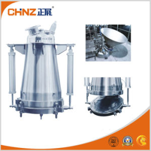 High Efficiency Obconical Extraction Tank System/Herb Extractor for Plant pictures & photos