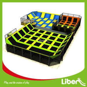 Patented Big Size Indoor Trampoline Park pictures & photos