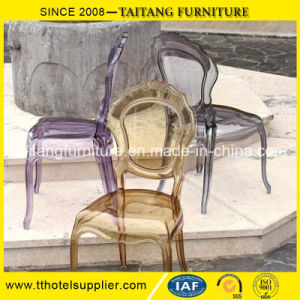 Chinese Wholesale Outdoor Use Plastic Garden Chair Belle Chair pictures & photos