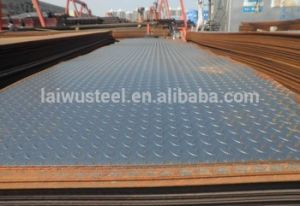 Chequered Steel Plate Q235/Pattern Steel Plate pictures & photos