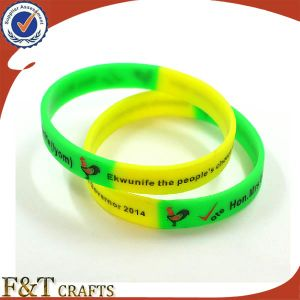 Promotional Wholesale Monster Silicon Bracelet pictures & photos