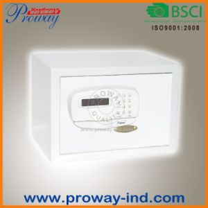 Electronic Hotel Digital Safe with Credit Card Swipe Function pictures & photos