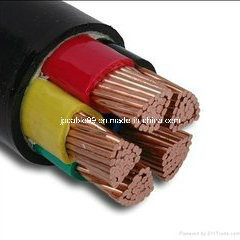 Low Tension Copper Conductor XLPE Power Cable pictures & photos