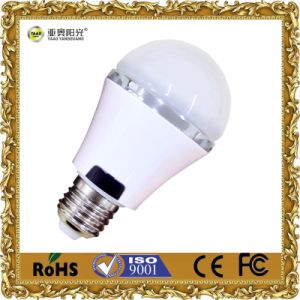 7W LED Sensor Lamp with E27 Base