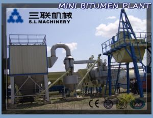 Mobile Bitumen Mixing Plant pictures & photos