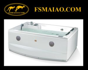 Fantastic Whirlpool Jacuzzi Freestanding Acrylic Bathtub (MG-304) pictures & photos