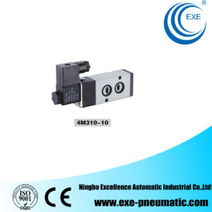 Exe Pneumatic Operated Valve Solenoid Valve 4m310-10 pictures & photos
