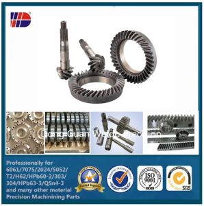 C45 Straight Helical Rack and Pinion with Mounting Holes Gear Rack pictures & photos