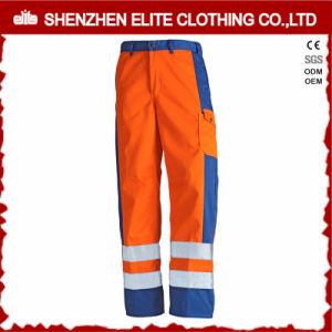 Women′s Fire Resistant Work Pants Orange Cargo Pocket pictures & photos