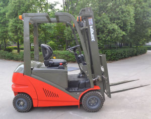 Electric Forklift with AC Double Driving Motor, AC Lifting Motor pictures & photos