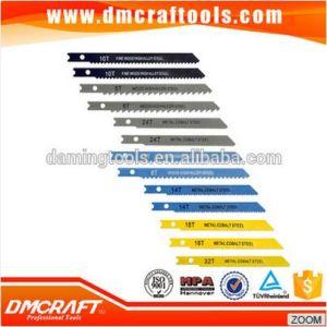 14PC Jig Saw Blade Set Metal Wood PVC Plastic pictures & photos