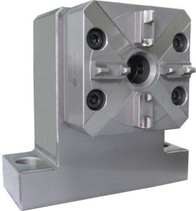Erowa Single Manual Horizontal Chuck with Base Plate 3A-100019 pictures & photos