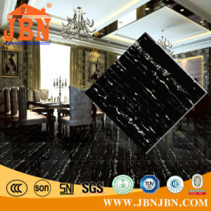 Full Body Homogeneous Black Marble Floor Tile (JM6614) pictures & photos