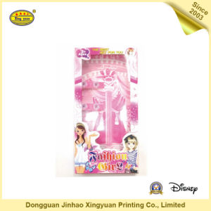 fashion Colorful Packaging Box with Window Box (JHXY-PP0069)